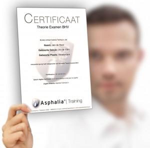 Certificaat bhv